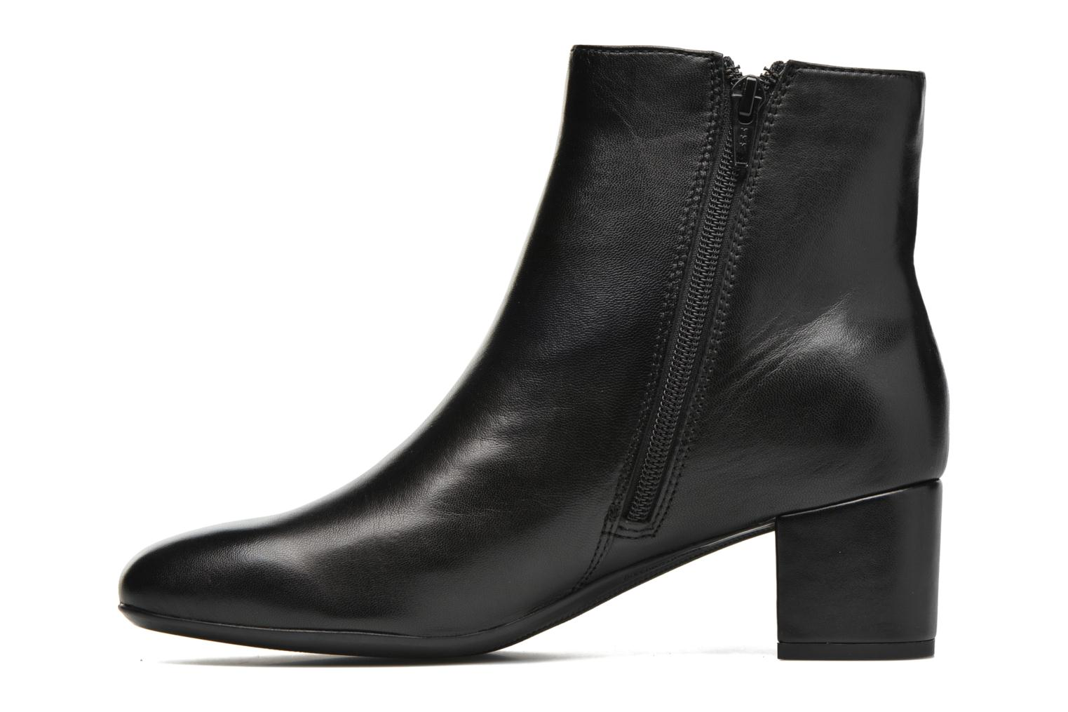 Ankle boots Stonefly Lory 11 Black front view