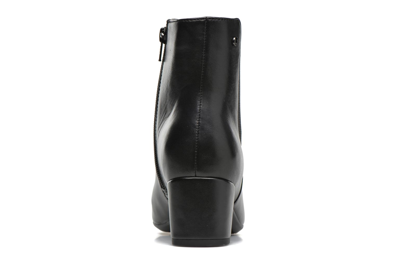 Ankle boots Stonefly Lory 11 Black view from the right