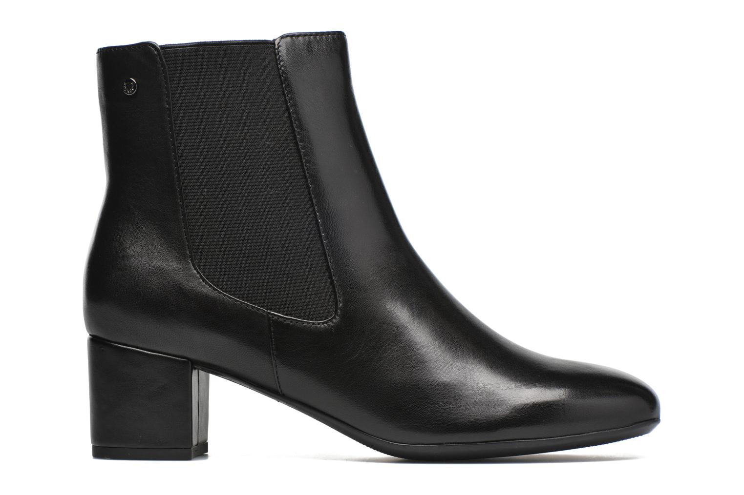 Ankle boots Stonefly Lory 11 Black back view