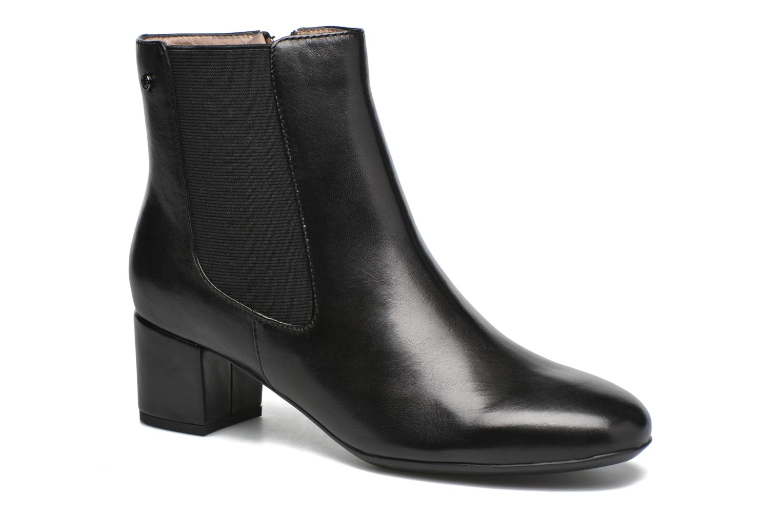 Ankle boots Stonefly Lory 11 Black detailed view/ Pair view