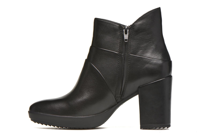 Bottines et boots Stonefly Oxy 6 Noir vue face
