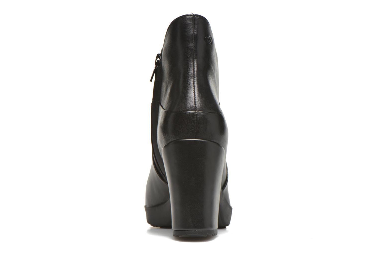 Bottines et boots Stonefly Oxy 6 Noir vue droite