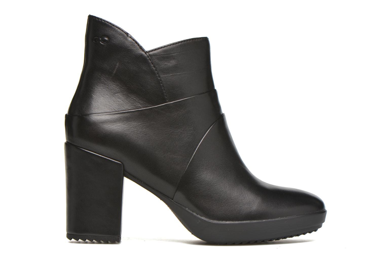 Stiefeletten & Boots Stonefly Oxy 6 schwarz ansicht von hinten