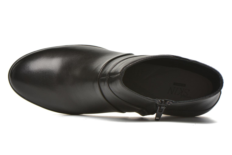 Bottines et boots Stonefly Oxy 6 Noir vue gauche