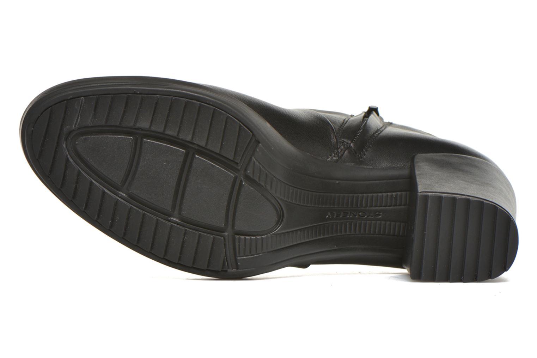 Bottines et boots Stonefly Oxy 6 Noir vue haut