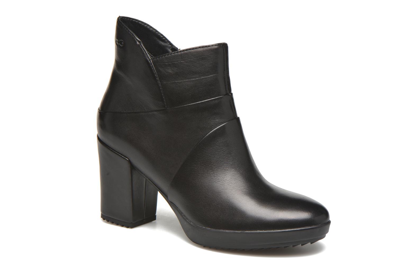 Bottines et boots Stonefly Oxy 6 Noir vue détail/paire