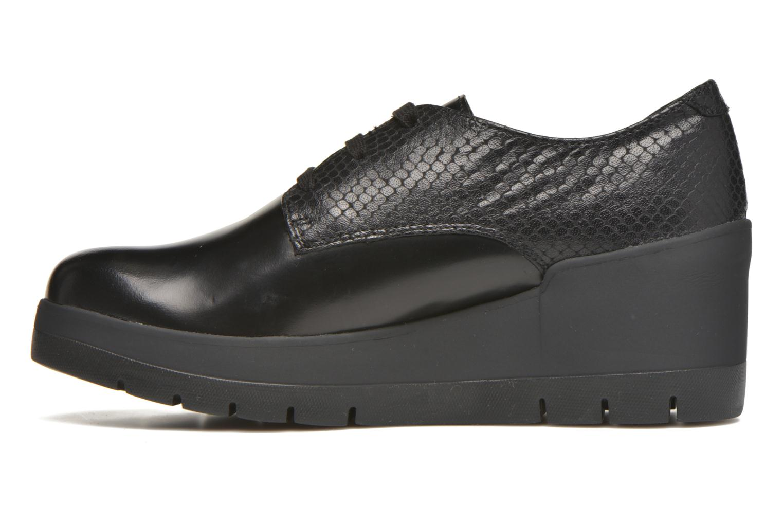 Zapatos con cordones Stonefly Frozen 4 Negro vista de frente