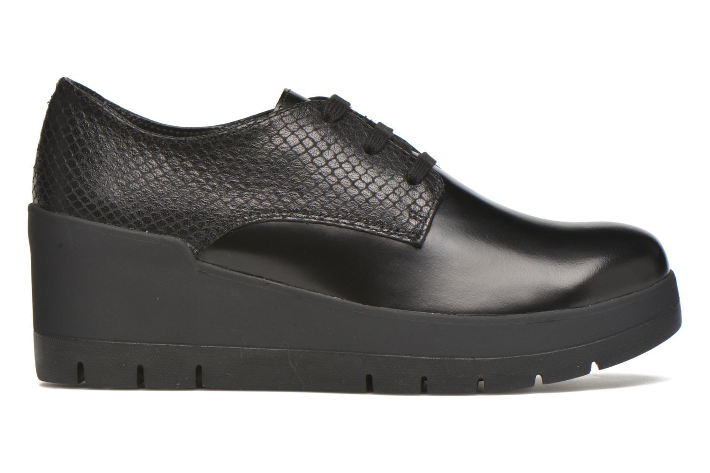 Zapatos con cordones Stonefly Frozen 4 Negro vistra trasera