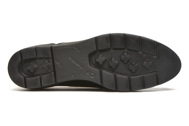 Schnürschuhe Stonefly Frozen 4 schwarz ansicht von oben