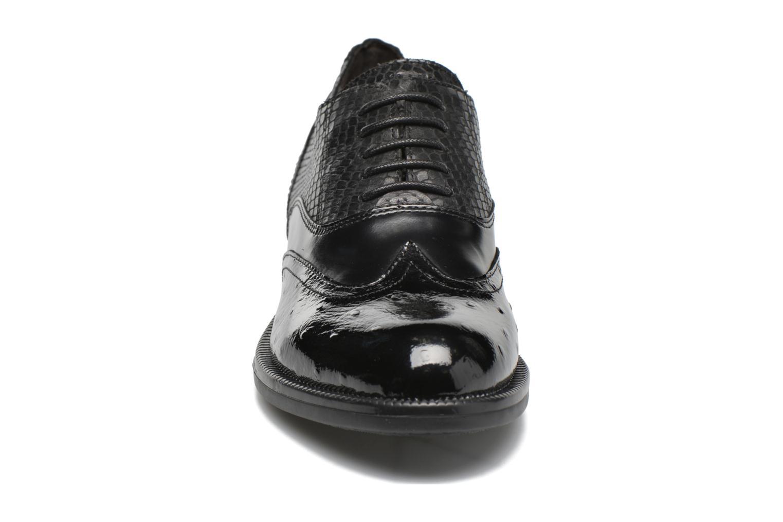 Chaussures à lacets Stonefly Clyde 14 Noir vue portées chaussures