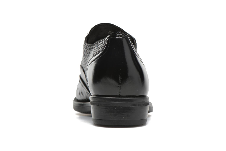 Chaussures à lacets Stonefly Clyde 14 Noir vue droite