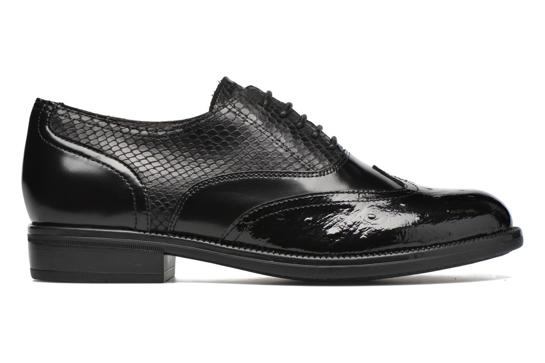 Chaussures à lacets Stonefly Clyde 14 Noir vue derrière