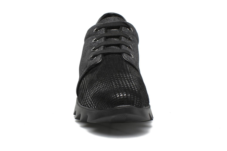 Sneaker Stonefly Speedy Lady 3 schwarz schuhe getragen