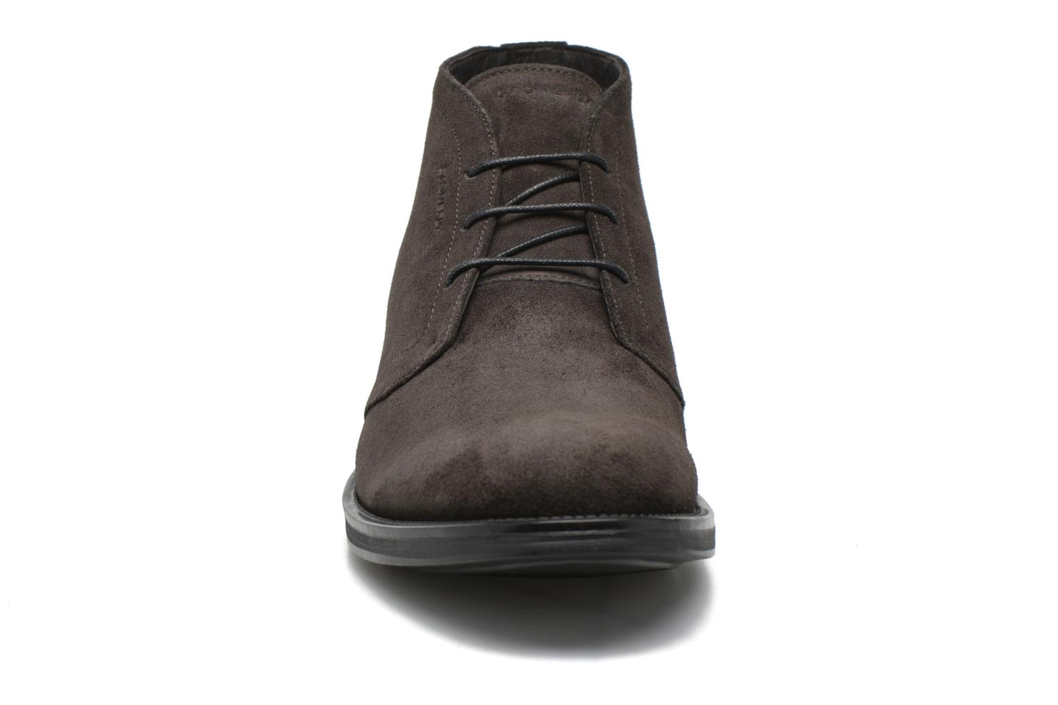 Lace-up shoes Stonefly Class 11 Grey model view
