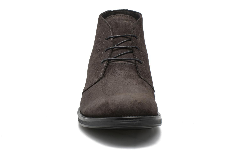 Zapatos con cordones Stonefly Class 11 Gris vista del modelo