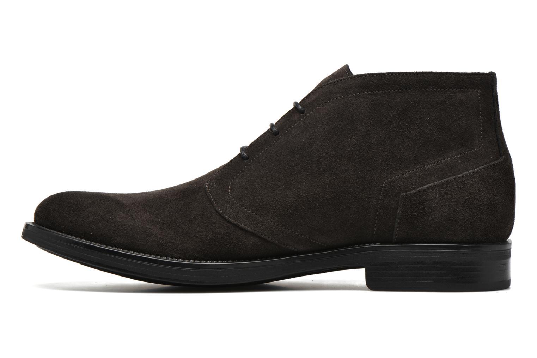 Zapatos con cordones Stonefly Class 11 Gris vista de frente