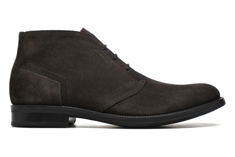 Zapatos con cordones Stonefly Class 11 Gris vistra trasera