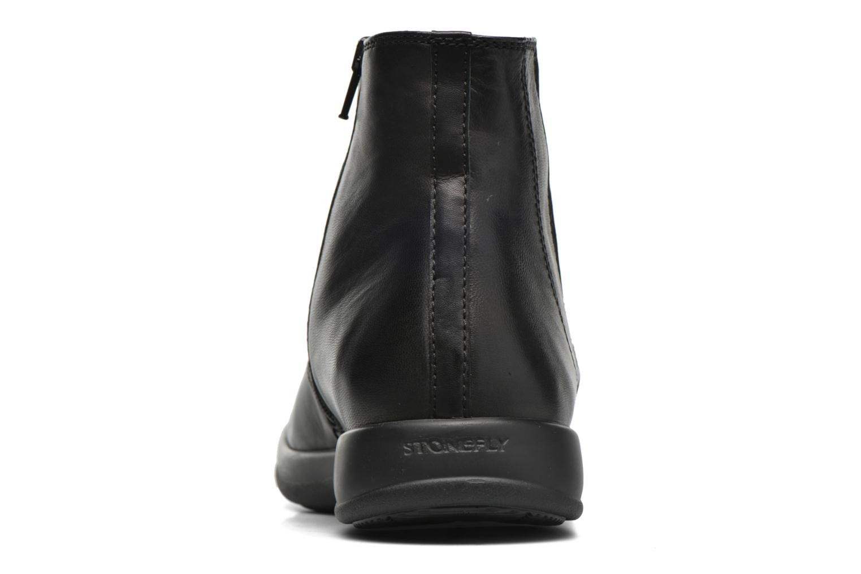 Bottines et boots Stonefly Season III 26 Noir vue droite