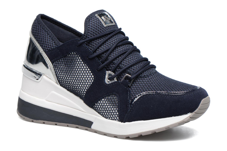 Sneaker Michael Michael Kors Scout Trainer blau detaillierte ansicht/modell