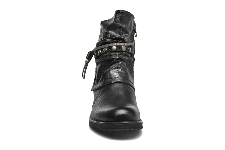 Bottines et boots Tom Tailor Laure Noir vue portées chaussures