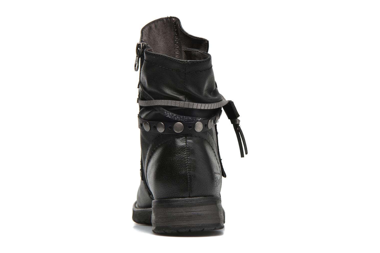Bottines et boots Tom Tailor Laure Noir vue droite