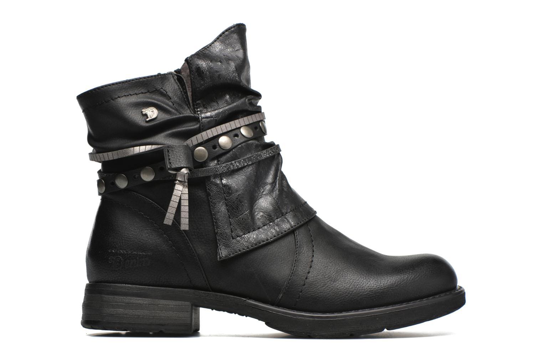 Bottines et boots Tom Tailor Laure Noir vue derrière