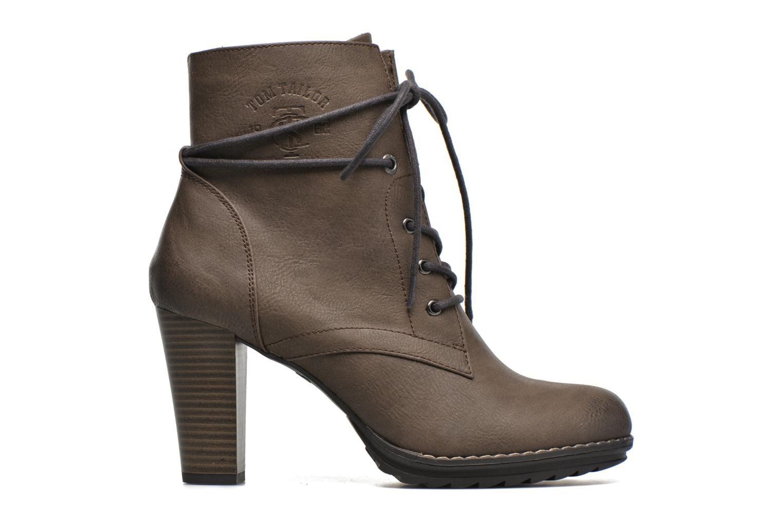 Bottines et boots Tom Tailor Hanna Marron vue derrière