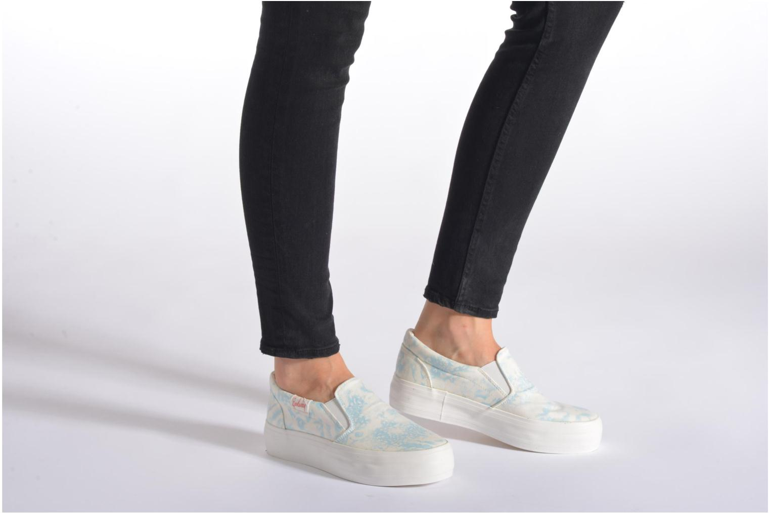 Trainers Coolway Dodoslip Multicolor view from underneath / model view