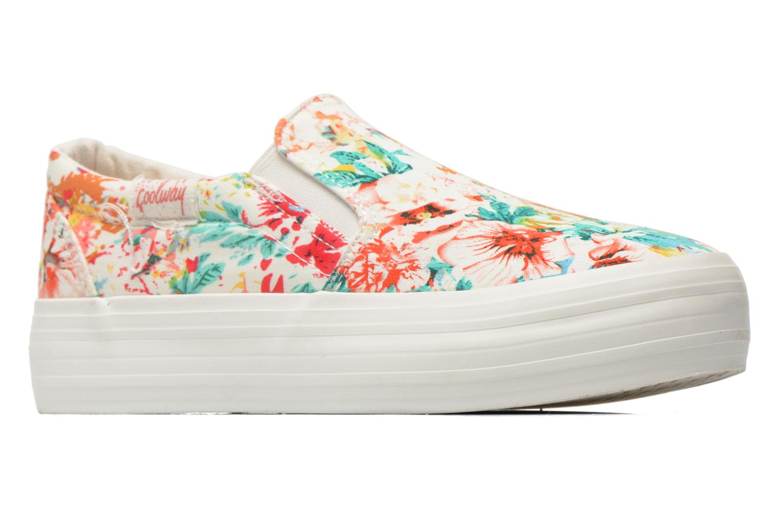 Trainers Coolway Dodoslip Multicolor back view
