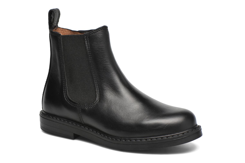 Shetland Zip Black LTR