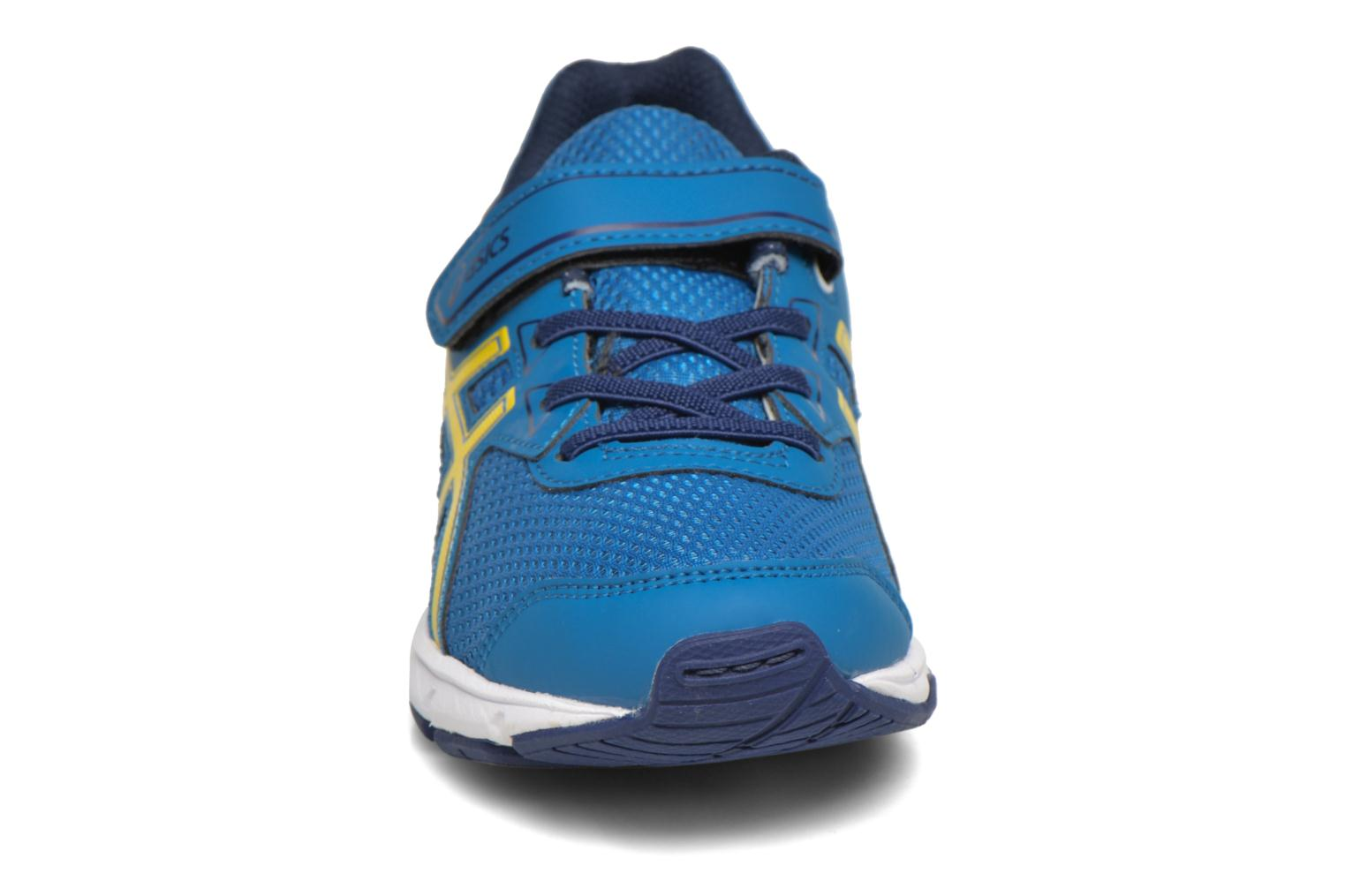 Sport shoes Asics Pre Galaxy 9 PS Blue model view