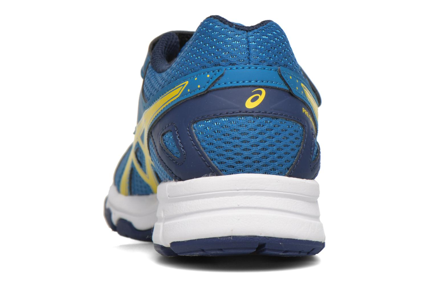 Sport shoes Asics Pre Galaxy 9 PS Blue view from the right