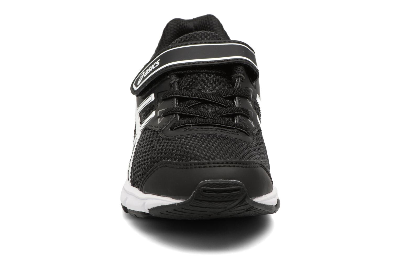 Chaussures de sport Asics Pre Galaxy 9 PS Noir vue portées chaussures