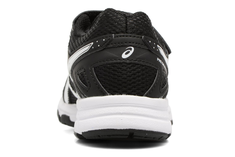 Chaussures de sport Asics Pre Galaxy 9 PS Noir vue droite