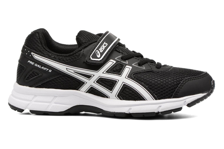 Chaussures de sport Asics Pre Galaxy 9 PS Noir vue derrière