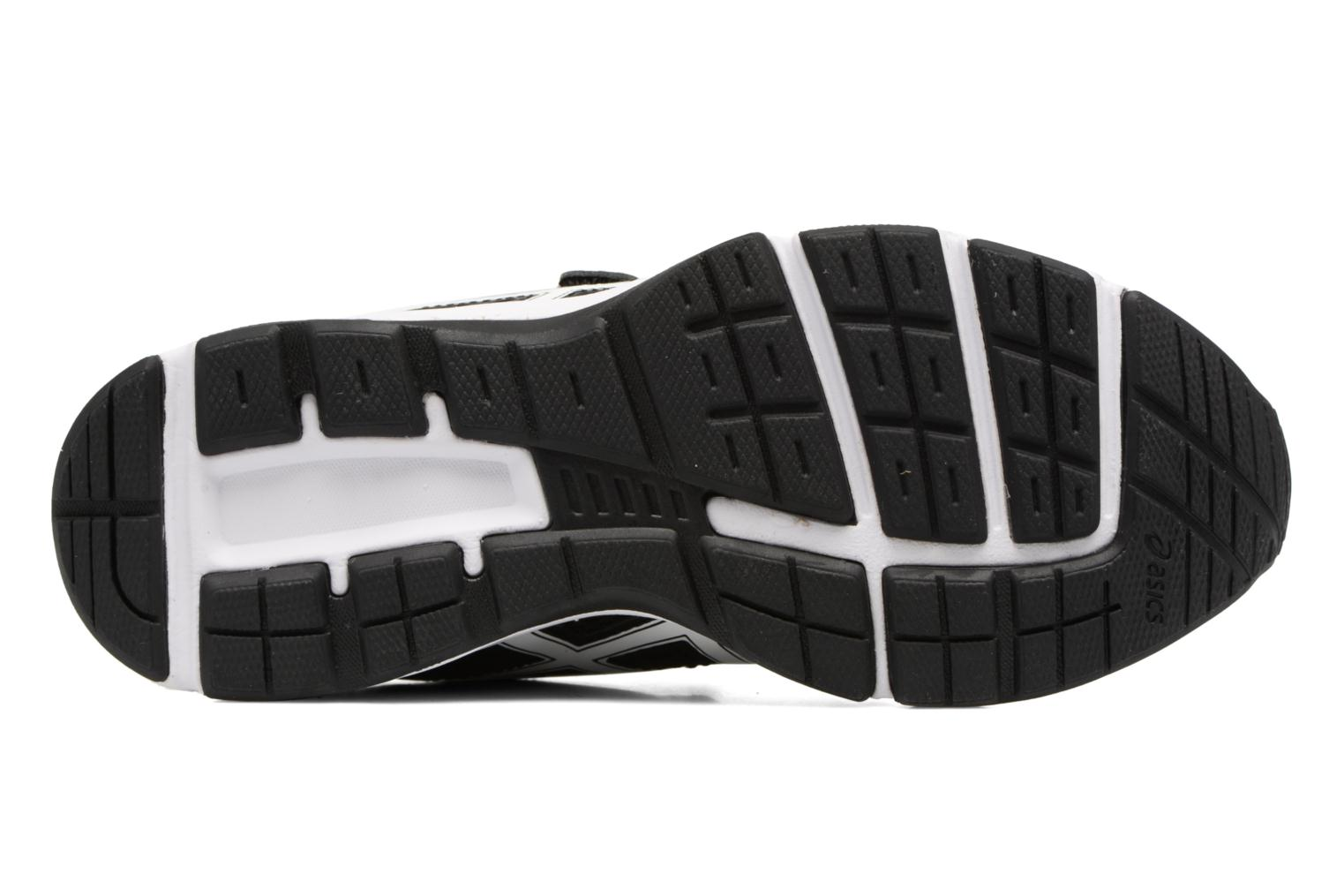Sport shoes Asics Pre Galaxy 9 PS Black view from above