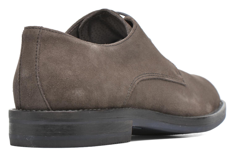 Chaussures à lacets Mr SARENZA Nills Marron vue face