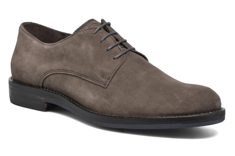 Chaussures à lacets Mr SARENZA Nills Marron vue droite