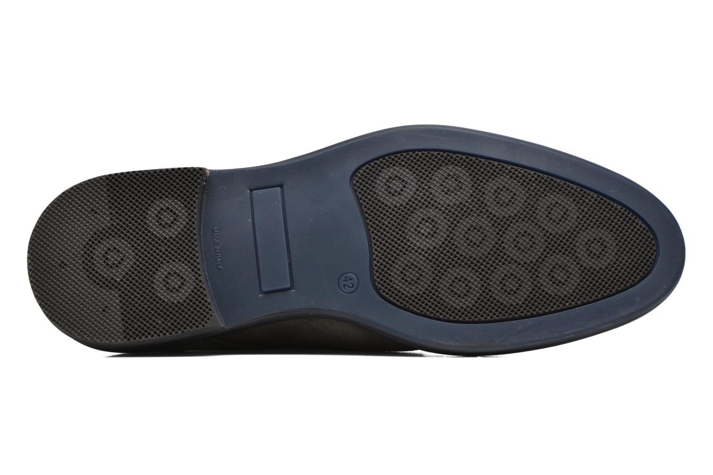 Chaussures à lacets Mr SARENZA Nills Marron vue haut