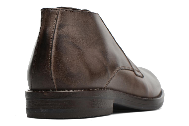 Chaussures à lacets Mr SARENZA Neath Marron vue face