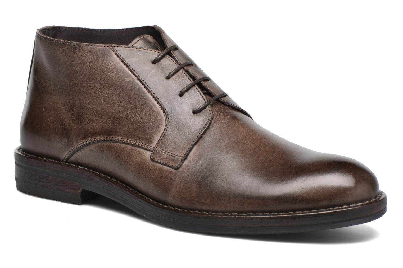 Chaussures à lacets Mr SARENZA Neath Marron vue droite