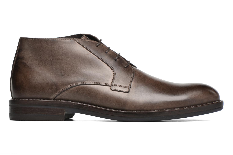 Chaussures à lacets Mr SARENZA Neath Marron vue détail/paire