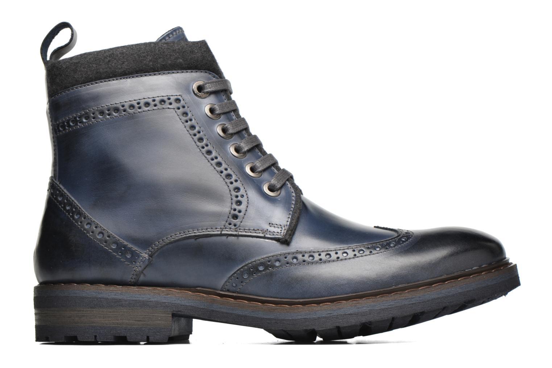 Bottines et boots Mr SARENZA Newyork Bleu vue détail/paire