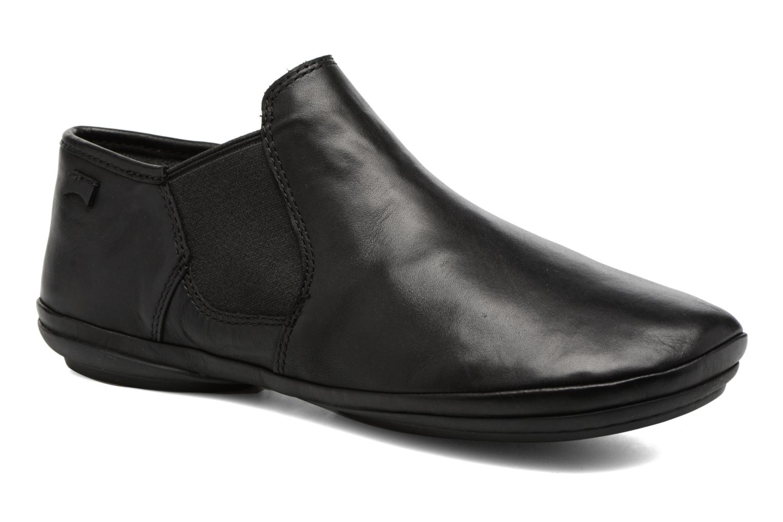 Los últimos zapatos de hombre y mujer Camper Right Nina (Negro) K400123 (Negro) Nina - Mocasines en Más cómodo 550add