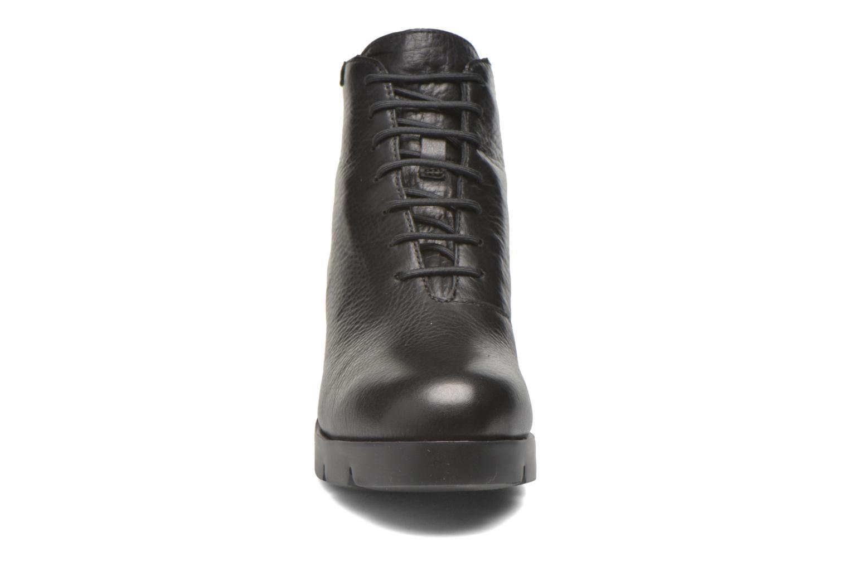 Stiefeletten & Boots Camper Wanda K400127 schwarz schuhe getragen