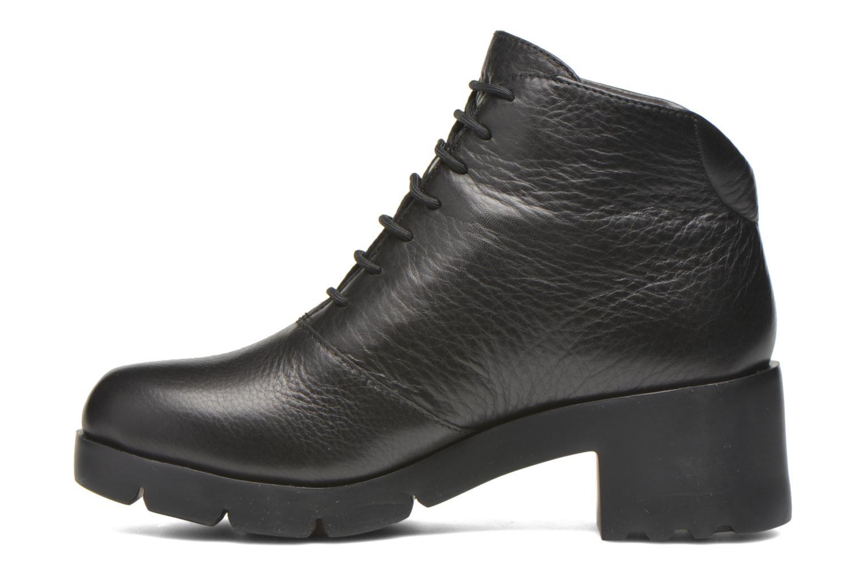 Bottines et boots Camper Wanda K400127 Noir vue face