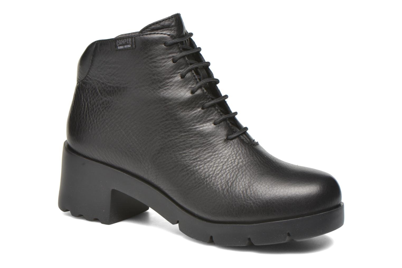 Stiefeletten & Boots Camper Wanda K400127 schwarz detaillierte ansicht/modell