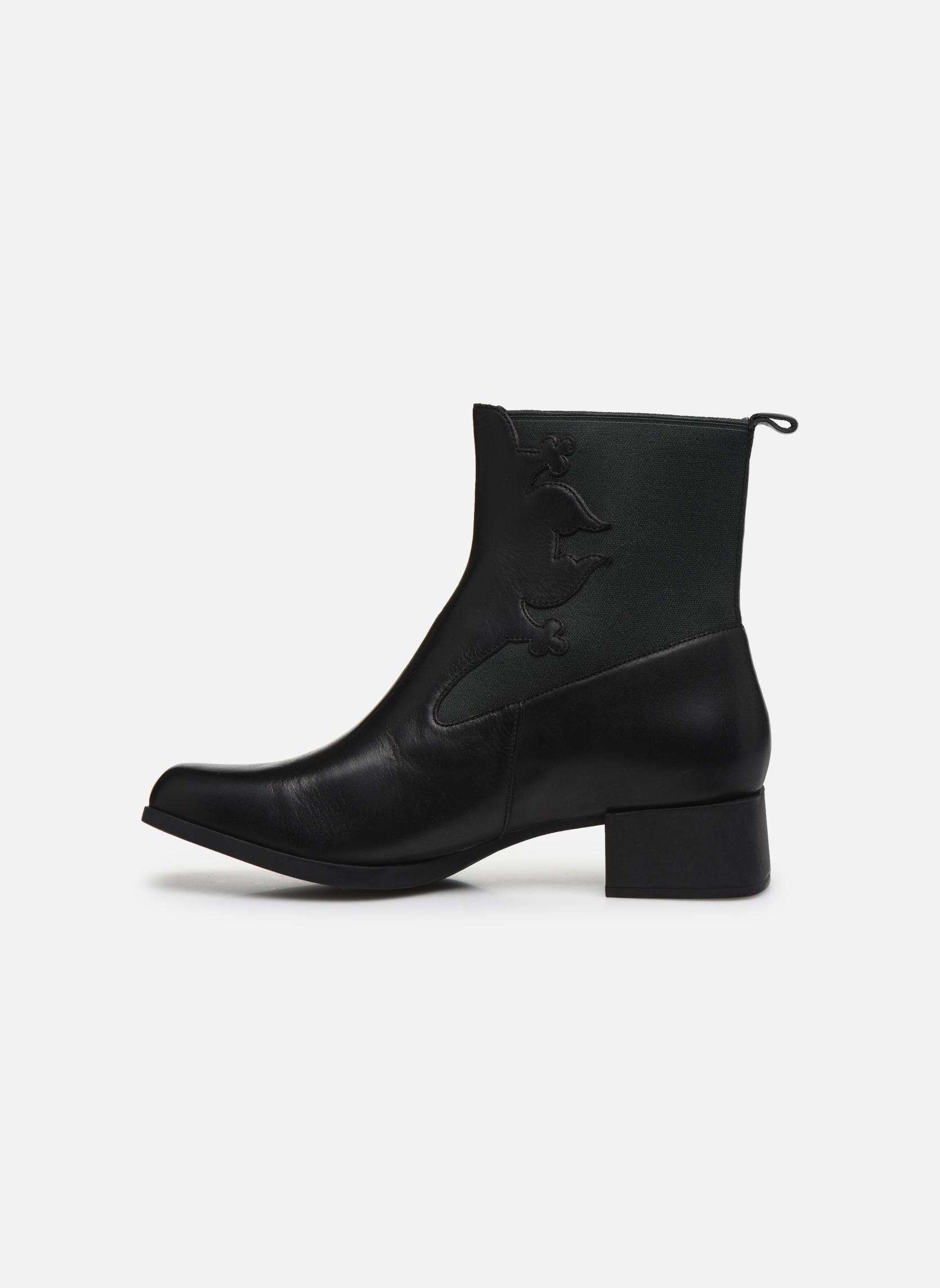 Bottines et boots Camper TWS K400113 Noir vue face