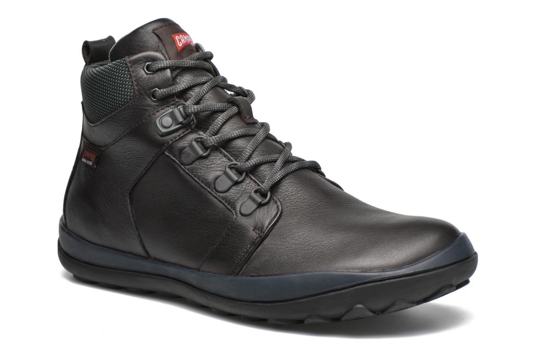 Zapatos marrones Camper Beetle infantiles Zapatos peep toe de PU negro de estilo moderno Pleaser - zapatos de tacón mujer  talla 41 6aiYZMWnk5
