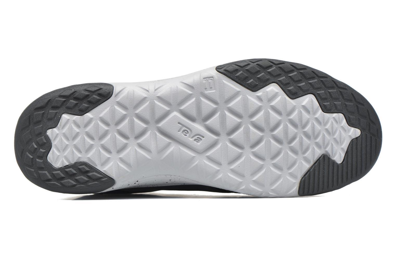 Chaussures de sport Teva Arrowood Lux Mid WP Bleu vue haut